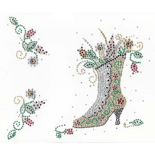 S1464 - CHRISTMAS FASHION BOOT, DECORATIONS, HOLIDAYS